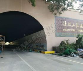 深圳梧桐山隧道防火涂料涂装